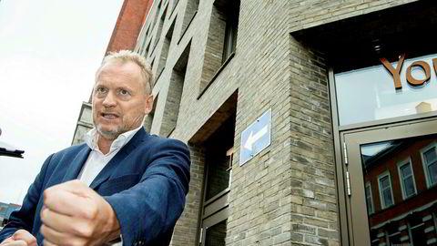 Byrådsleder Raymond Johansen i Oslo kommune har bestemt seg for å stoppe alkoholservering i hovedstaden.