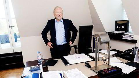 John Fredriksen må akseptere en lavere eierandel i Seadrill i den nye løsningen.