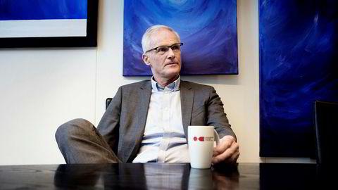 Konkurransedirektør Lars Sørgard i Konkurransetilsynet.