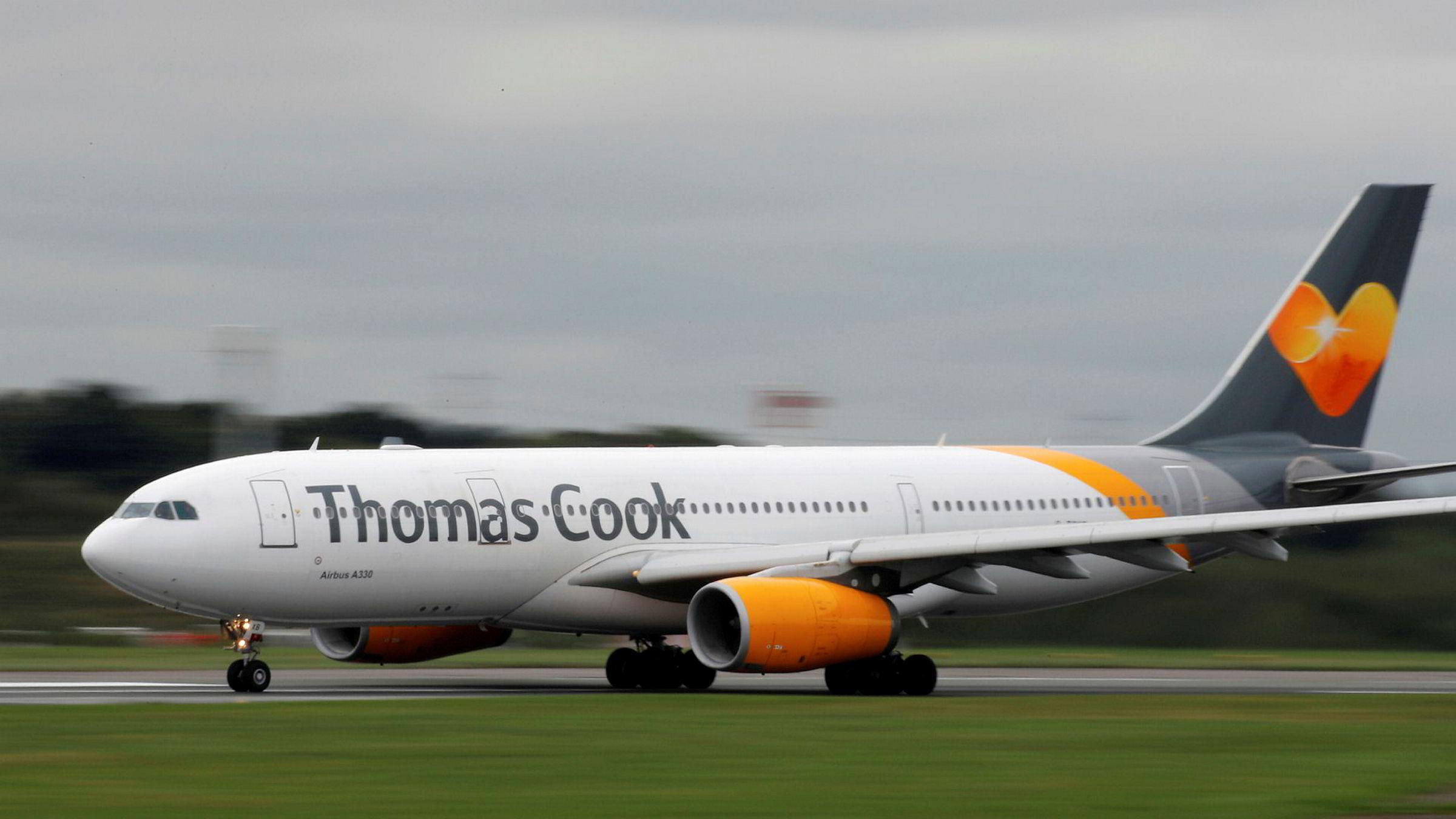 En konkurs i reiselivskonsernet Thomas Cook kan ramme over 9000 Ving-reisende fra Norge.