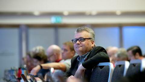 Forbundsleder Jørn Eggum ser «ingen grunn» til moderasjon ved årets hovedoppgjør.