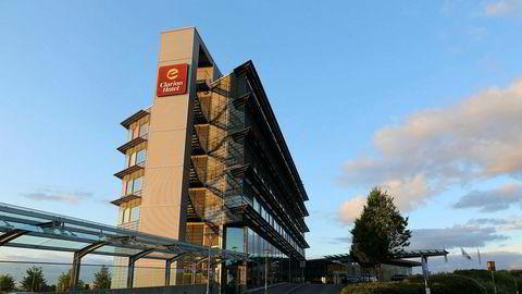 Hotelltest: Clarion Hotel Bergen Airport ligger i kort gangavstand fra terminalen ved Flesland.