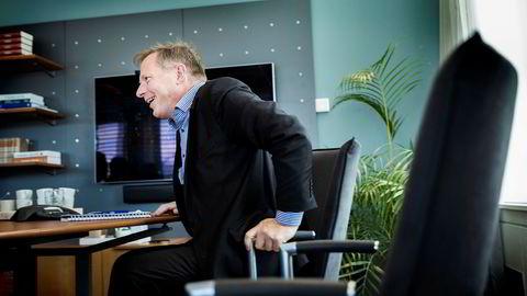 Aps økonomiske rådgiver og finansmann, Svein Harald Øygard, nær femdoblet formuen i 2016 etter å ha flagget hjem til Norge fra Brasil.