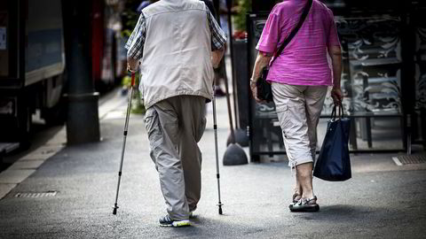 Pensjonistene er misfornøyd med årets «lønnsoppgjør». Det er de ikke alene om.