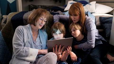 Etter Perrys (Alexander Skarsgård) død kommer hans mor Mary-Louise (Meryl Streep) for å hjelpe Celeste (Nicole Kidman). Og for å snuse litt i andres business.