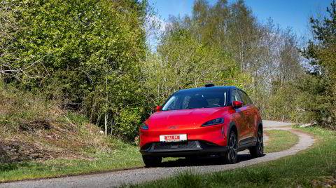 Xpeng er et nytt merke fra Kina, som med den elektriske crossoveren G3 skal innta det norske markedet.