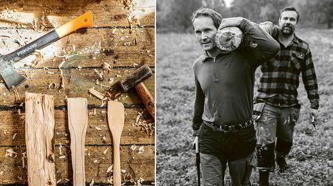 «Spikkeboka», skrevet av Kjetil Harket & Eivind Stoud Platou, er den ultimate hobbyboken.
