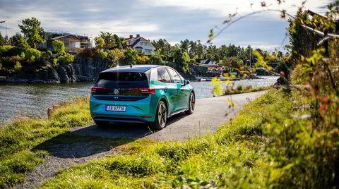 «Elbilfrelseren» – Volkswagens nye elbil, id. 3.