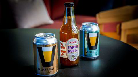 Kveik-øl. Voss Bryggeri og Haandbryggeriet gjenoppliver gammelt tradisjonsøl med sine tre nyheter i mai.