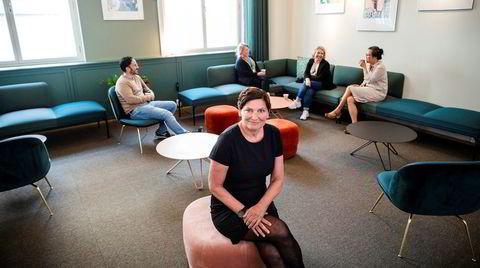 Libe Rieber-Mohn, direktør i Integrerings- og mangfoldsdirektoratet (IMDI), mener det er på tide at toppen av norsk arbeidsliv blir mer mangfoldig.