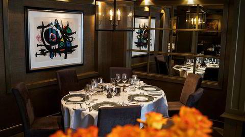 Feinschmecker er klassisk, men aldri sidrumpa, slik restauranten har fått tyn for før i denne spalten.