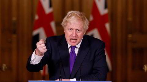 Britenes statsminister Boris Johnson må gi seg for å få en avtale med EU.