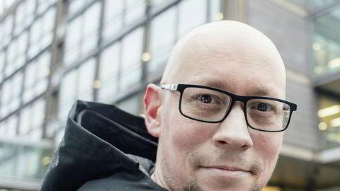 Rune Fjeld Olsen i Level Up.