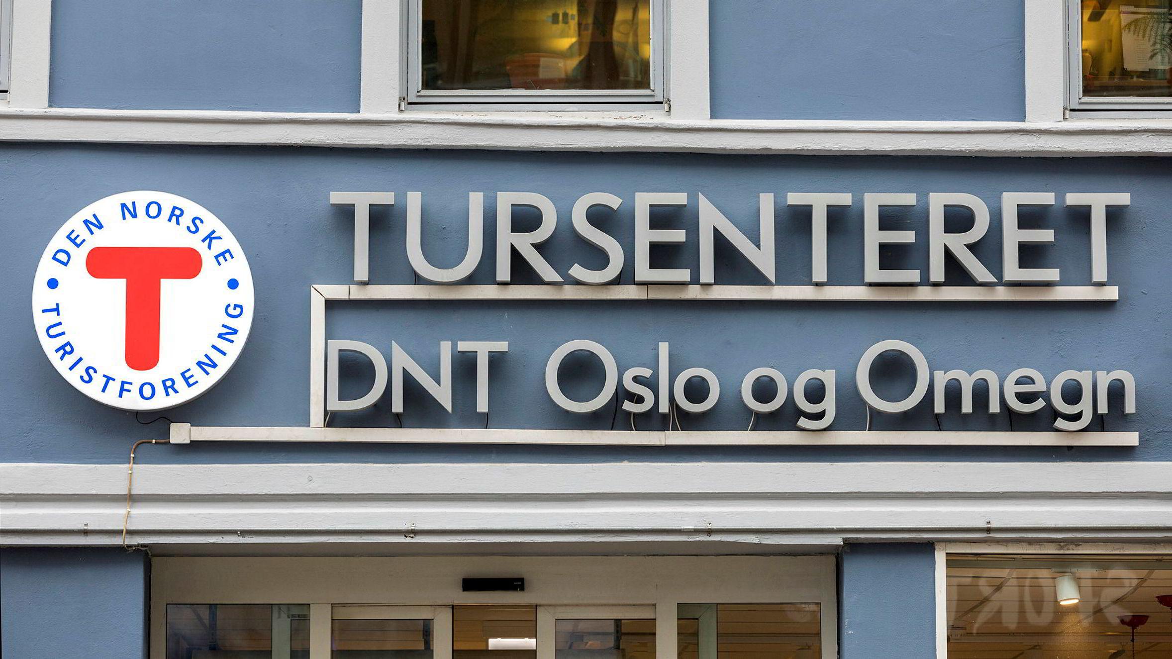 Den norske turistforening frykter at de kan gå konkurs som følge av koronaviruset.