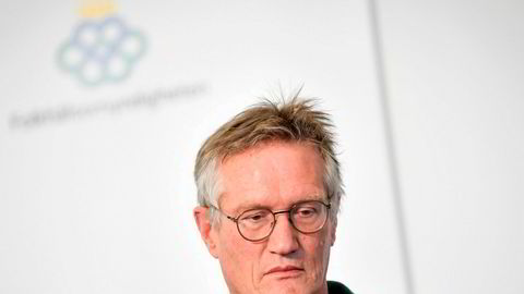 Sveriges statsepidemiolog Anders Tegnell mener de mange dødsfallene burde vært unngått