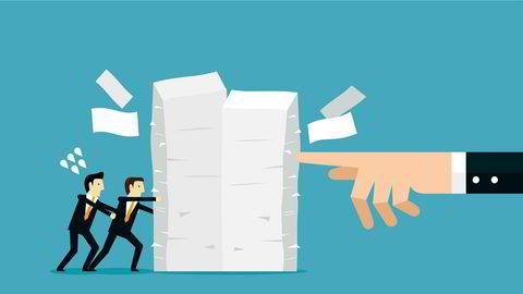 Dersom det blir uenighet om en oppsigelse er gyldig, er det viktig å ha kontroll på alle dokumenter og være trygg på hvordan hver enkelt ansatt er blitt vurdert og saksbehandlet, skriver innleggsforfatteren.