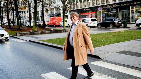 – Vi kjøpte i sin tid fordi vi trodde de skulle drive med boligutvikling og ikke boligspekulasjon, sier investor Jan Petter Sissener om investeringen i Solon Eiendom. Han har nå kvittet seg med alle aksjene.