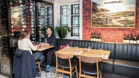 Den vesle restauranten Vintage Kitchen ligger plassert mellom Grønland og Tøyen i Oslo, og er kjent for å ha en meget eksklusiv samling modne viner.