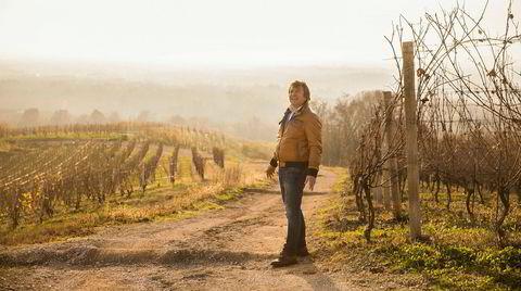 Den legendariske vinmakeren Roberto Conterno har tatt over vingården Nervi i Piemonte.