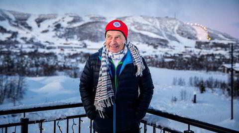 Samler og milliardær Pål Gundersen eier tre hotell på Geilo. Hans kunstsamling inneholder mange Munch-malerier og trykk. – Jeg planla aldri å bli samler av kostbare ting, sier han.