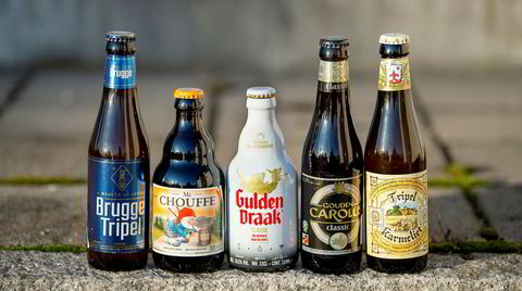 Klostrene har lange tradisjoner som ølbryggere. Her er noen av de nye klosterølene fra Polet.