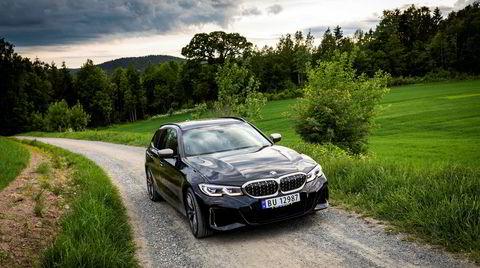 BMW M340i byr på en fantastisk motor, samt et diskré ytre.