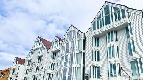 Clarion Collection Hotel Skagen Brygge i Stavanger ligger fint til nede ved havnen i sentrum, noe som også betyr flott utsikt fra rommet.