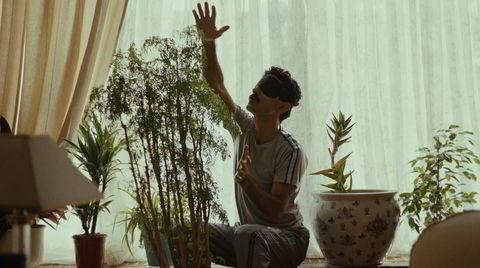 I blindsonen. Kaveh Theranis «The Manchador» vises på kortfilmfestivalen i Grimstad 16. juni.