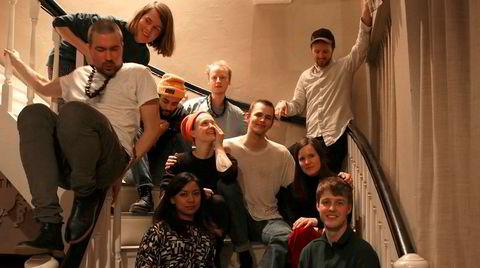 Flere av landets mest spennende musikere spiller i Andreas Røysum Ensemble.
