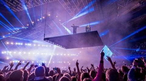 Karpe Diem hevet nivået på norske liveproduksjoner med sine tre konserter i Oslo Spektrum i 2017. I august 2021 planlegger de ti konserter.