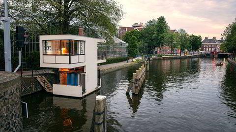 Her kan du bo i arkitektperler på vannet