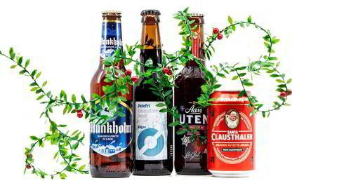 Det er ikke det helt store utvalget alkoholfri juleøl, men DN har testet fire.