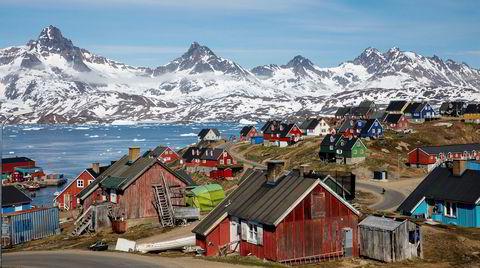 Grønland forblir dansk, trass i amerikansk interesse.