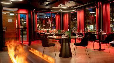 Klubb med mat eller restaurant med klubb? Maten holder høyere nivå enn interiøret på Fun Kitchen.