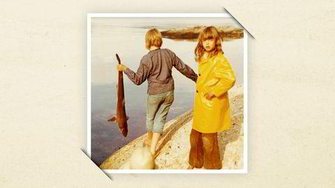 Norske fotoalbum:  De beste sommerminnene