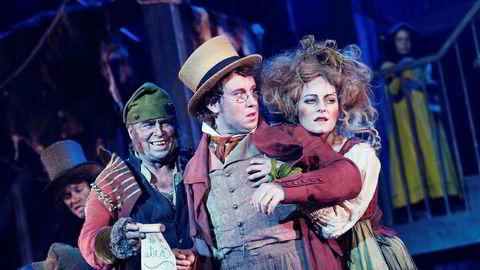 En nordmann betalte over 2400 kroner per billett, kjøpt via en utenlandsk nettside, for å se musikalen «Les Misérables» på Folketeateret i Oslo.