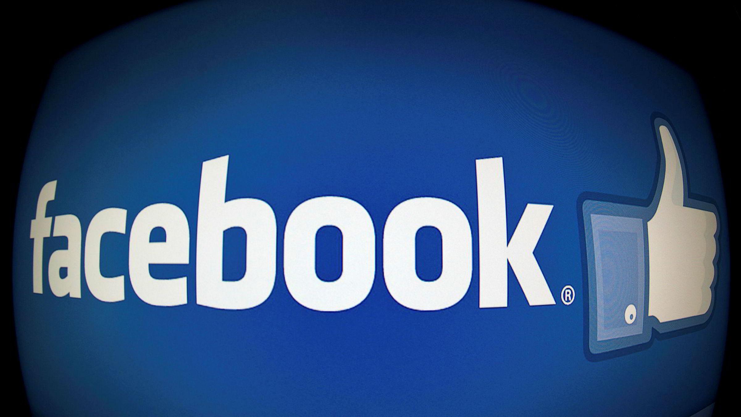 Facebook har falt kraftig i verdi de siste dagene.