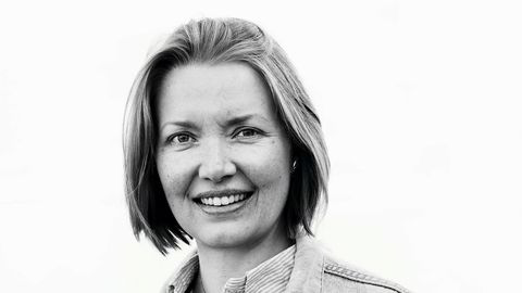 Bastumester på Kok, Kristin Lorange (36) - - Foto: Calle Huth