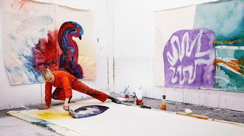Hun er trukket frem som en smart kunstinvestering