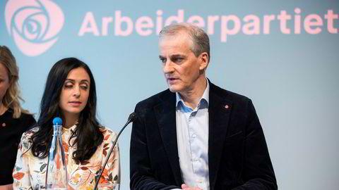 Ap-lederne Jonas Gahr Støre og Hadia Tajik opplever medlemsflukt etter landsmøtene i Trøndelag Ap