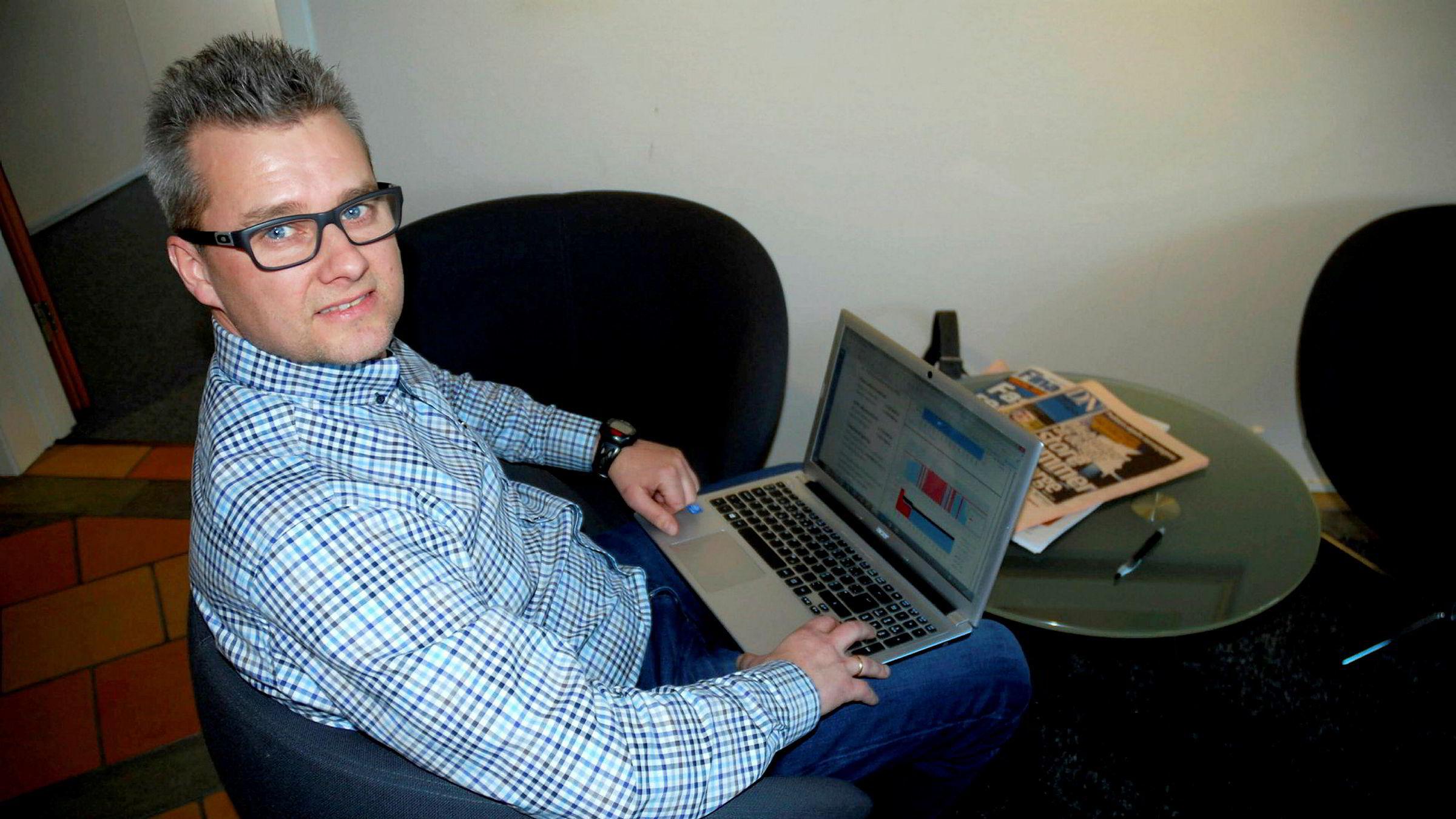 Leder Birger Myhr i Pensjoneksperten.no ber folk sjekke behovet sitt før de kjøper IPS.
