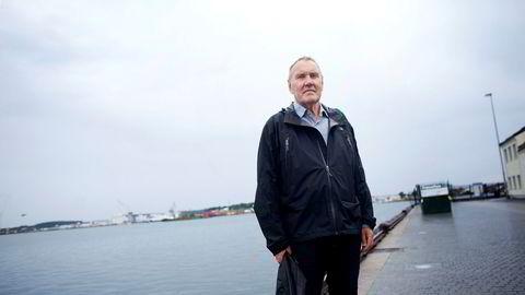 Regnskapsnestor og professor emeritus Atle Johnsen kritiserer Equinors regnskapsførsel av milliardkravet fra riggselskapet COSL.
