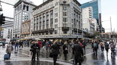 Auckland er New Zealands kommersielle sentrum og en sterkt bidragende årsak til at landet ender på topp i Verdensbankens Doing Business-indeks. Men rangeringen sier bare noe om rekkefølge på de 190 landene og mindre om de faktiske forskjellene, mener Kalle Moene.