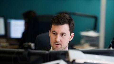 – Jeg har tro på at renter og aksjer kan stige i takt, men det blir vanskelig når man ser kraftige renteoppganger over kort tid, og i løpet av februar har vi hatt en markant oppgang, sier seniorstrateg Joachim Bernhardsen i Nordea Wealth Management.