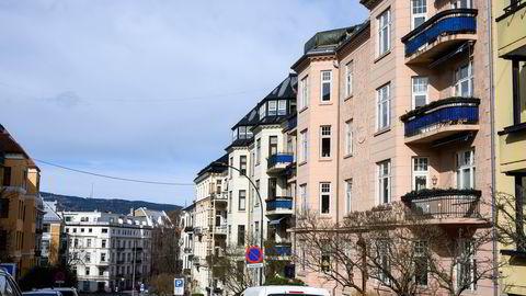 Norske boligpriser kjøles ned etter kraftig oppgang.