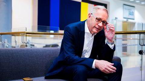 Scatec og administrerende direktør Raymond Carlsen daler på Oslo Børs. Så langt i år er aksjefallet på over 60 prosent.