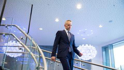 Sjefstrateg Christian Lie i Formuesforvaltning mener at dersom flaskehalsene vedvarer vil sentralbankene måtte fremskynde den pengepolitiske normaliseringen.
