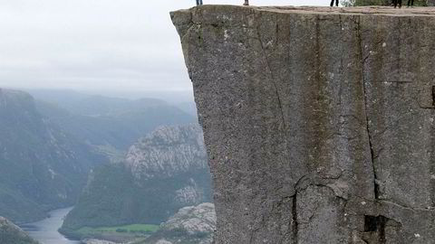 Scener til den nye Mission Impossible-filmen skal spilles inn ved Preikestolen i Ryfylke i Rogaland. Filmen får 6,3 millioner i støtte fra Norge.