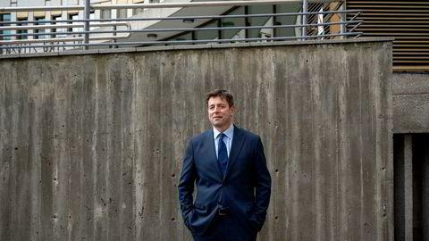 – Jeg forblir konsernsjef her til jeg er pensjonist eller får sparken, sier gründer og konsernsjef Bjørn Tore Larsen i Norse Atlantic Airways.