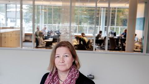 – Vaksineringen vil påvirke markedet veldig positivt på lang sikt, sier Magny Øvrebø, administrerende direktør i Holbergfondene. Hun er ikke bekymret for at nyheten om den muterte virusvarianten i Norge vil påvirke markedet.